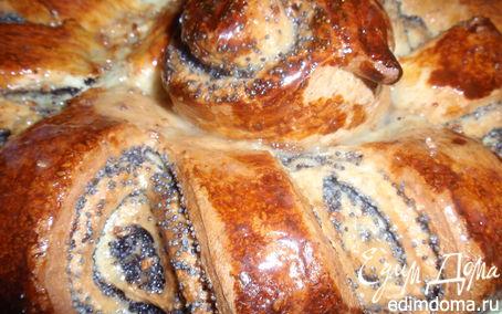 Рецепт Ванильный пирог с маком