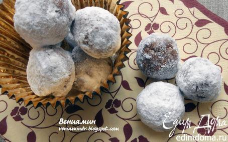 Рецепт Мексиканское свадебное печенье