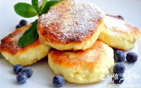 Рецепт Творожные сырники