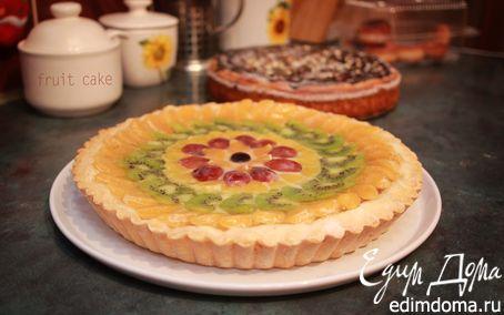 Рецепт Fruit cake