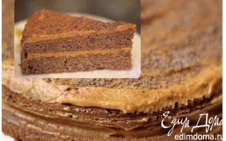 Рецепт торт из сухарей