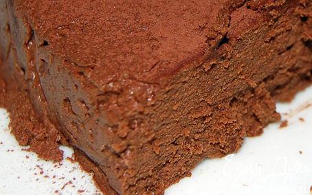 Рецепт Шоколадное сердце