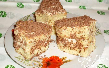 Рецепт Маленькие пирожные