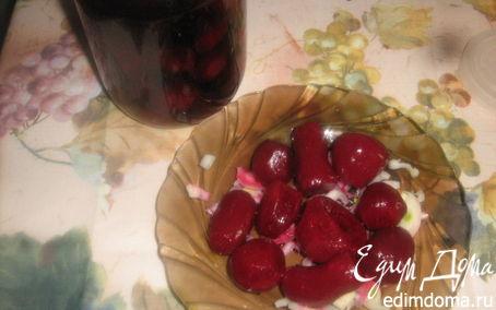 Рецепт Свекла маринованная