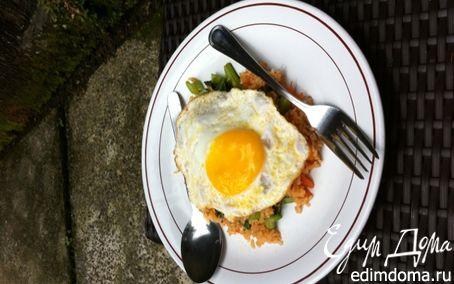 Рецепт Nasi Goreng