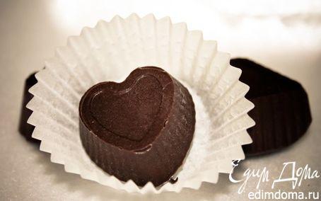 Рецепт Шоколадные конфеты с желе