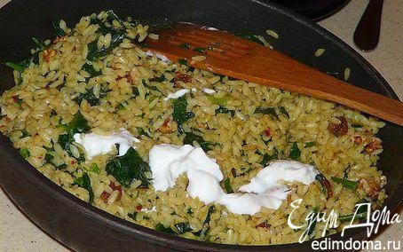Рецепт Индийский рис