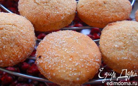 Рецепт Имбирно-апельсиновое печенье