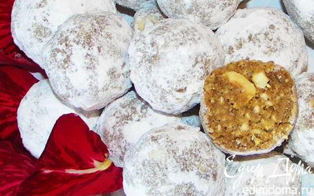 Рецепт Ореховые шарики