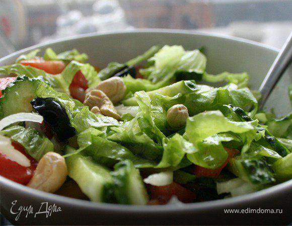 Салат Овощной (постный)