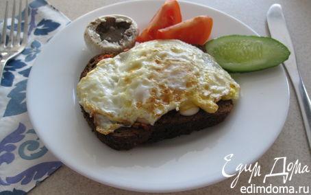 Рецепт Завтрак на двоих