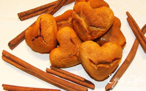 Рецепт Медовые пряники с имбирной начинкой:)