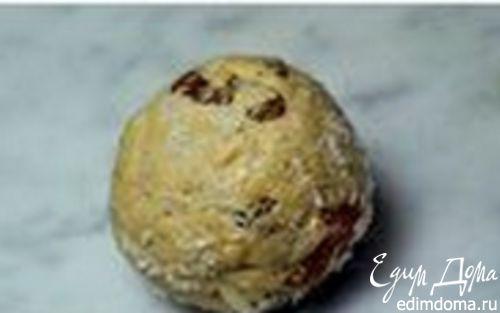 Рецепт Вкусные шарики с начинкой