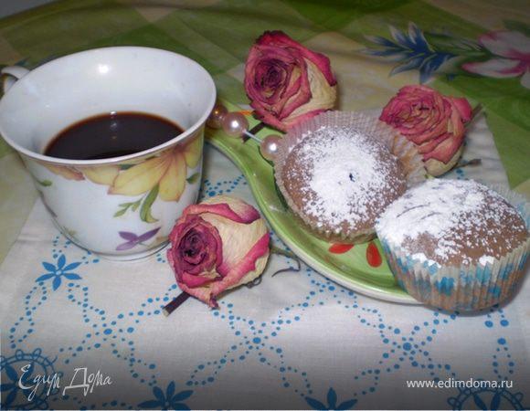Кокосовые кексы рецепт от высоцкой