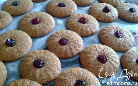 Рецепт Печенье корично-медовое Сranberries