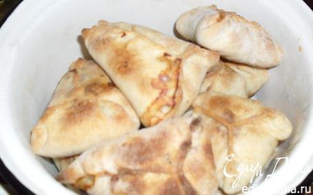 Рецепт Гужгежда-самсы с тыквой