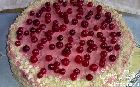 Рецепт Пирог с клюквой