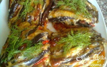 Рецепт Баклажаны Жар птица