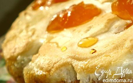 Рецепт Песочный пирог а-ля Ракоци. Венгрия.