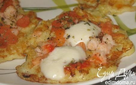 Рецепт Мини-пицца на завтрак