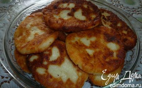 Рецепт Творожники с картофелем
