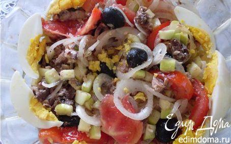 "Рецепт Салат ""Гватемала"""