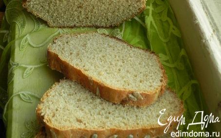 Рецепт Пшенично-ржаной хлебушек