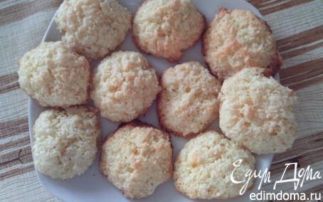 Рецепт кокосовые снежки