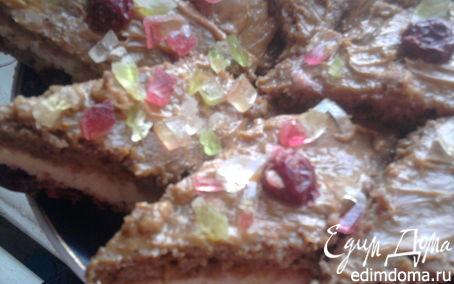 Рецепт Торт-фантазия с вишнями