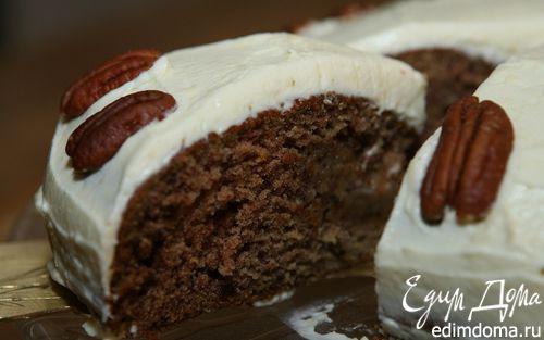 Рецепт Сладкий пирог с финиками