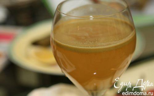 Рецепт Яблочно-имбирный сок «Иммунитет»