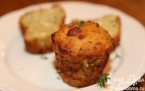 Рецепт Булочки с творогом, сыром и тмином