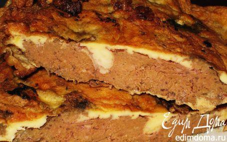 Рецепт Отбивные из печени