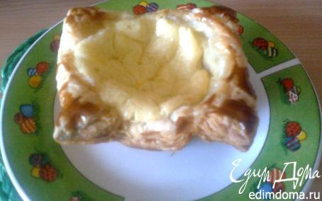 Рецепт Тарталетки с заварным кремом