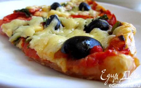 Рецепт Пицца домашняя