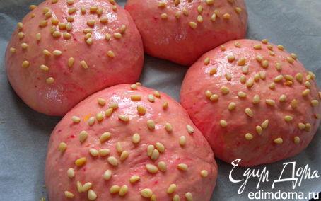 Рецепт Хлеб праздничный №2 (Мухоморчик :-))