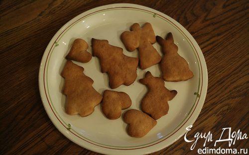Рецепт Имбирные пряники
