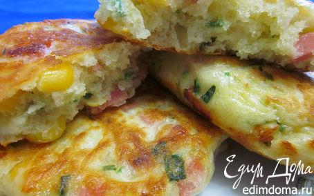 Рецепт Оладушки для завтрака