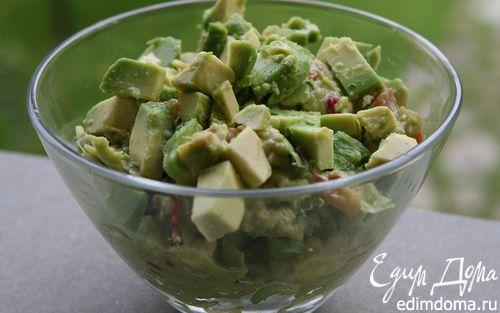 Рецепт Мексиканская закуска из авокадо