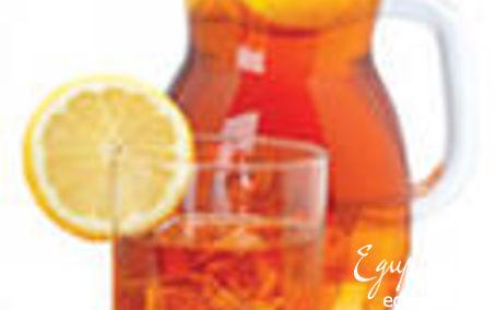 Рецепт Холодный чай со специями