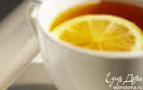 Рецепт Лимонный чай