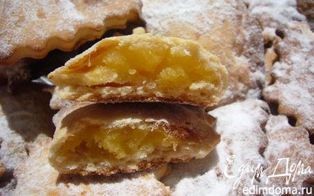 Рецепт Печенье с миндальным кремом