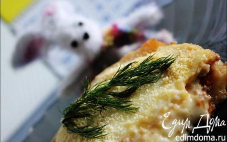 Рецепт Лазанья с лавашом