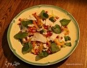 Салат из фенхеля и граната