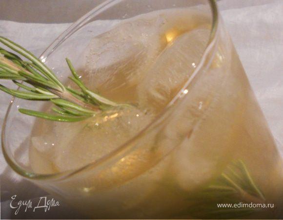 Лето 2011: цитрусовый лимонад с розмарином