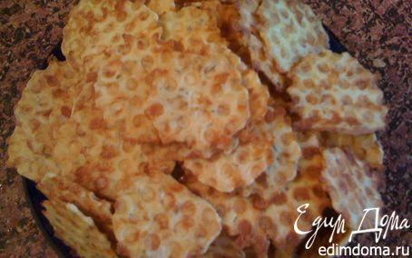 Рецепт Печенье с тмином