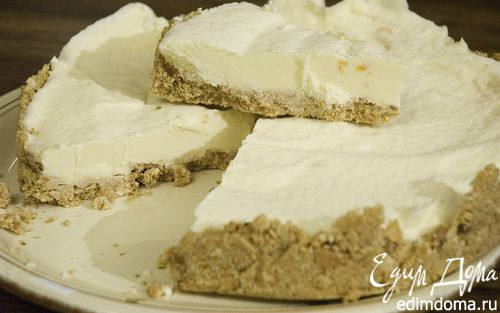 Рецепт Сливочно-лимонный торт