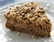 Орехово-кофейный торт «Идеал»