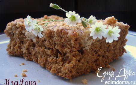 Рецепт Пряничный пирог