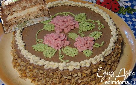 Рецепт – Киевский торт